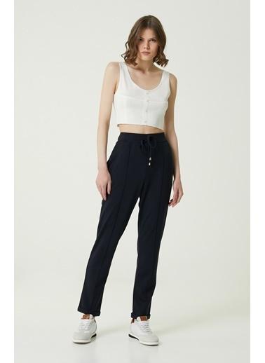 NetWork 1079943 Kadın Basic Fit Pantolon Lacivert